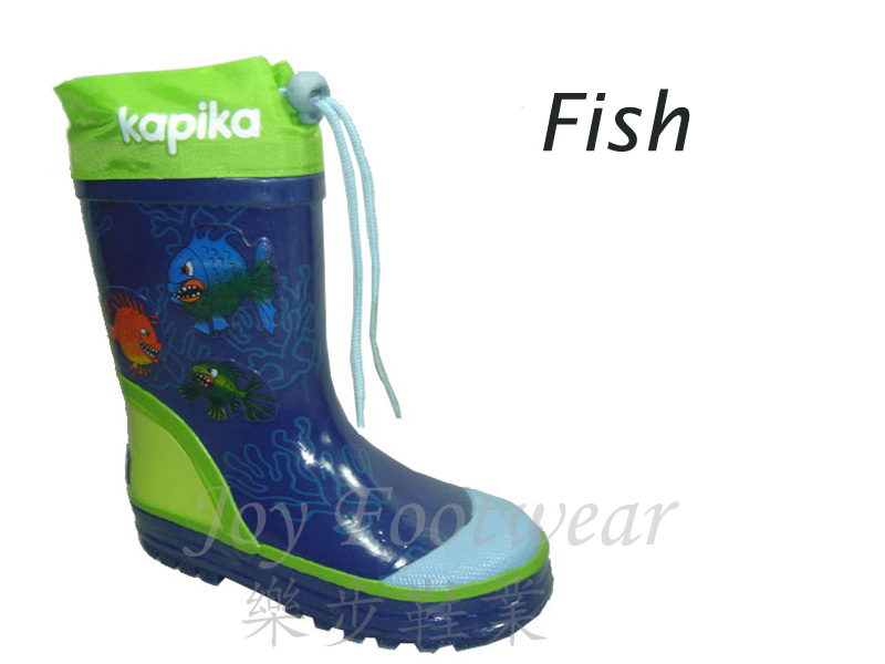 Creative Women39s Ziz Fish Rain Boot  Polyvore